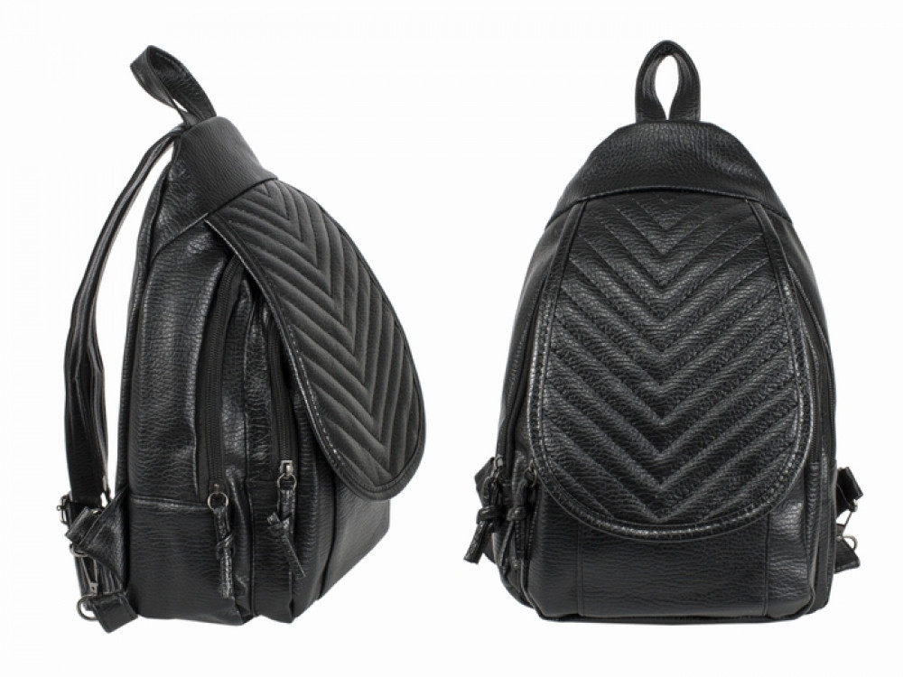 Рюкзак женский Smart Черный
