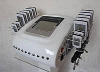 Диодный Липо лазерный аппарат для похудения, быстрое сжигание жира, 14 шт зондов, Липолазер