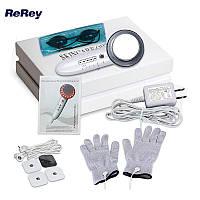 Аппарат 6 в 1 EMS ультразвуковой кавитационный массажер для похудения тела антицеллюлитный жиросжигатель