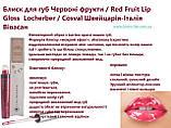 Блиск для губ Червоні фрукти ,Швейцарія, фото 3