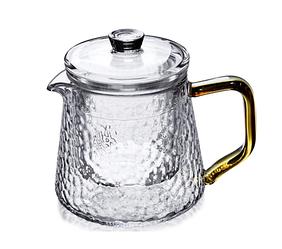 Стеклянный заварочный чайник Handblown 550 мл