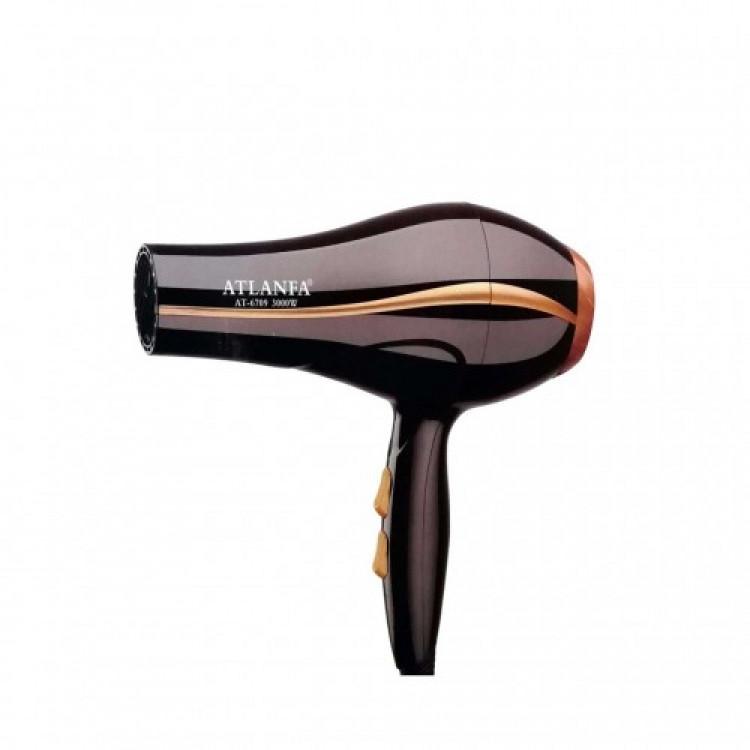 Фен для укладки волос c насадками AT-6709