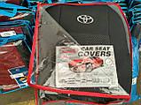 Авточехлы  на Toyota RAV 4 2005-2012 универсал,Тойота Рав 4 2005-2012 универсал, фото 5
