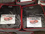 Авточехлы  на Toyota RAV 4 2005-2012 универсал,Тойота Рав 4 2005-2012 универсал, фото 2