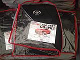 Авточехлы  на Toyota RAV 4 2005-2012 универсал,Тойота Рав 4 2005-2012 универсал, фото 4