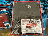 Авточехлы  на Toyota RAV 4 2005-2012 универсал,Тойота Рав 4 2005-2012 универсал, фото 9