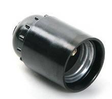 Патрон електричний PM03 чорний, Q24