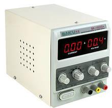 Блок живлення з цифровою індикацією BAKKU BK 1502D+