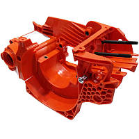 Блок двигателя картер бензопилы OLEO-MAC 937, 941С Олео-Мак EFCO 137, 141 EMAK 50172008R оригинал