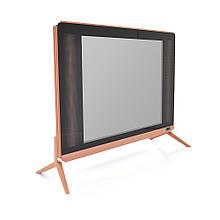 Телевізор SY-190TV (4: 3), 19 '' Double Glass LED TV: AV + TV + VGA + HDMI + USB + Speakers + DC12V, Black,