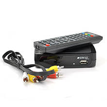 Ресивер (тюнер) IPTV DVB-T2 SIMAX GREEN HD1005 (opera Digital)