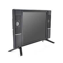 Телевізор SY-170TV (4: 3), 17 '' LED TV: AV + TV + VGA + HDMI + USB + Speakers + DC12V, Black, Box