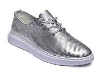 Туфли LIFEXPERT 87056 40 Серебряные, КОД: 907043
