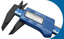 Електронний штангенциркуль Zhaoxin ZXC-1015 LCD в футлярі, Діапазон вимірювань: 0-150 мм Точність вимірювання: