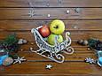 Санки Деда Мороза | Новогодний декор, фото 5