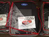 Авточехлы Favorite на Ford Escape 2012-2016(USA) универсал, фото 6