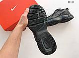 Nike Air Monarch IV (черные) cas, фото 4