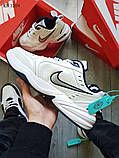 Nike Air Monarch IV (белые) cas, фото 3