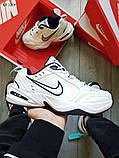 Nike Air Monarch IV (белые) cas, фото 4