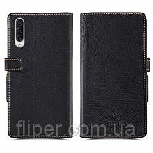 Чехол книжка Stenk Wallet для Samsung Galaxy A50s Чёрный
