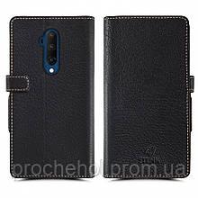 Чехол книжка Stenk Wallet для OnePlus 7T Pro Чёрный