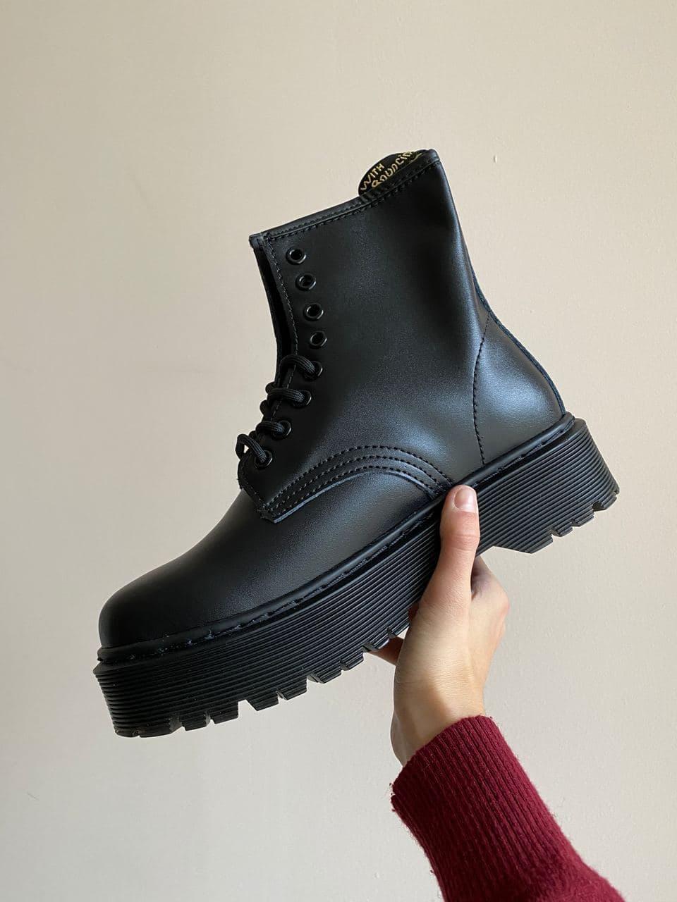 Женские ботинки  Dr. Martens PA289 черные