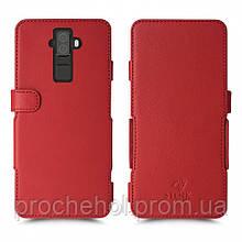 Чехол книжка Stenk Prime для BlackBerry Evolve Красный