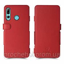 Чехол книжка Stenk Prime для Huawei Enjoy 9S Красный