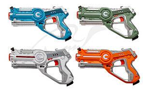 Набор лазерного оружия Canhui Toys Laser Guns CSTAR-03 BB8803C (4 пистолета)