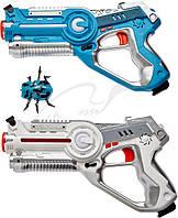Набор лазерного оружия Canhui Toys Laser Guns CSTAR-03 BB8803G (2 пистолета + жук)