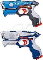 Набор лазерного оружия Canhui Toys Laser Guns CSTAR-23 BB8823A (2 пистолета)