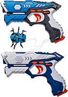Набор лазерного оружия Canhui Toys Laser Guns CSTAR-23 BB8823G (2 пистолета + жук)