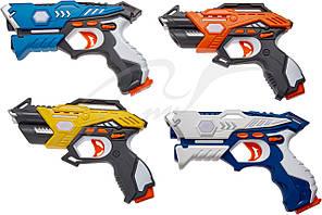 Набор лазерного оружия Canhui Toys Laser Guns CSTAR-33 BB8833C (4 пистолета)