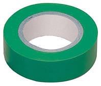 Изолента ПВХ 19мм/20м зеленая TECHNICS
