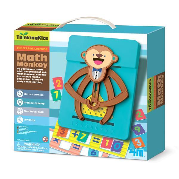 Обучающий набор 4M Счетная обезьянка (00-04674)