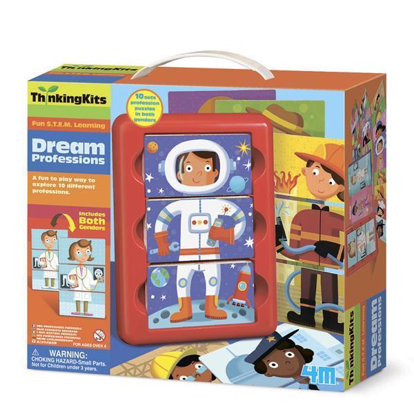 Игровой набор 4M Профессия мечты (00-04712)