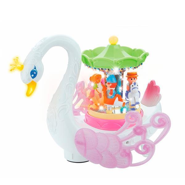 Игрушка Hola Toys Лебедь-карусель (536)