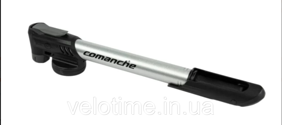 Насос Comanche Clever Dial 120 PSI (сріблястий)