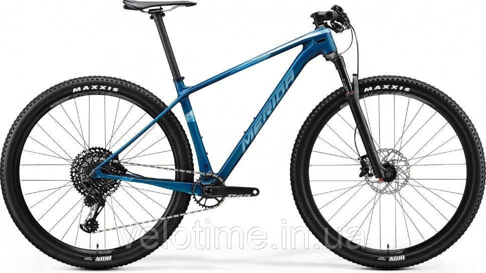 Merida Big.Nine 6000 29 2020 (L, синий)
