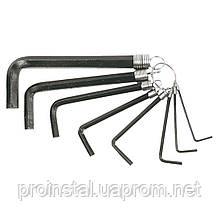 Набор ключей Top Tools шестигранные 2-10мм 8пр.(35D055)