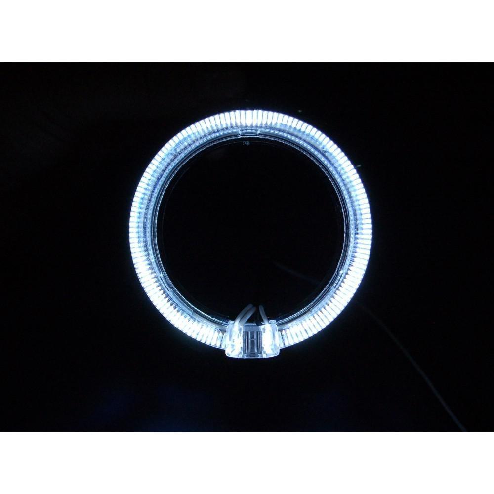 Светодиодные кольца (ангельские глазки) BAXSTER 80MM (2шт)
