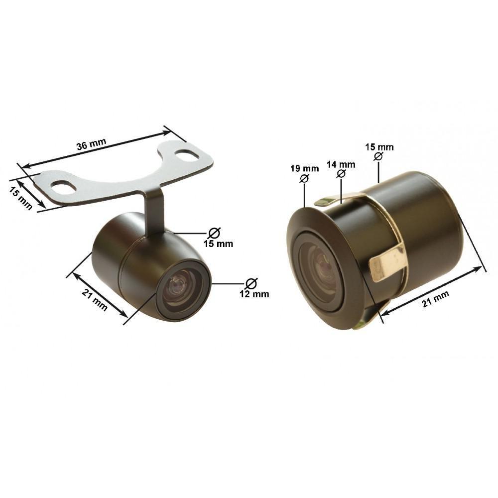 Камера заднего/переднего вида Prime-X MCM-03 (RMCM-03)