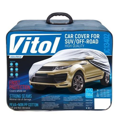Тент автомобільний Vitol JC13402 M джип/мінівен