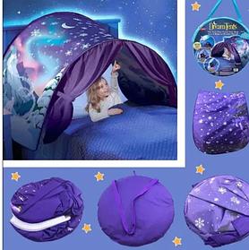 Дитячий намет мрії Dream Tents+Подарунок - Набір Малюй Світлом.