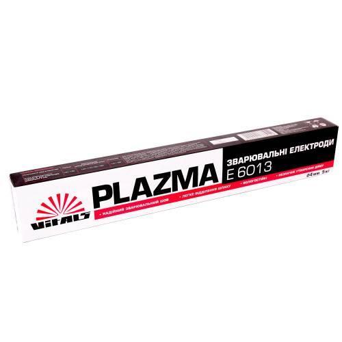 Електроди зварювальні Vitals Plazma E6013 d 4мм, X 5кг