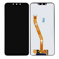 Дисплей Huawei P Smart Plus (INE-LX1, INE-LX2, INE-AL00, INE-TL00), Nova 3i, с тачскрином, Original PRC, Black
