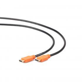 Кабель Gembird HDMI to HDMI V.1.4, вилка/вилка 1,8 м (CC-HDMI4L-6)