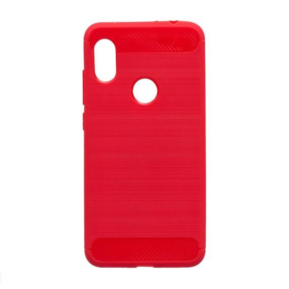 Силікон Polished Carbon Xiaomi Redmi Note Pro 6