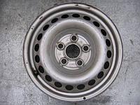 Диск колесный стальной R16 б/у на VW Transporter 5 после 2003 года