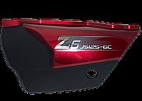 JS125-6C Пластик АКБ боковой ЛЕВЫЙ Jianshe - CA4-450000-0
